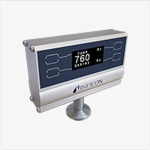 PGE500 コンベクション・ピラニー真空計 高機能型